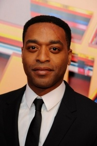 Chiwetel Ejiofor at the BFI London Film Festival. Proud Owner of my jewellery