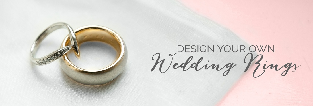 Design your own bespoke wedding ring