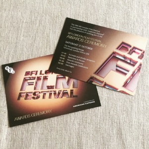Tickets for the BFI Awards