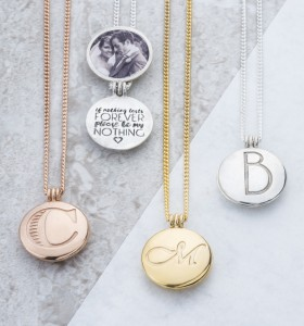 Locket with hidden message