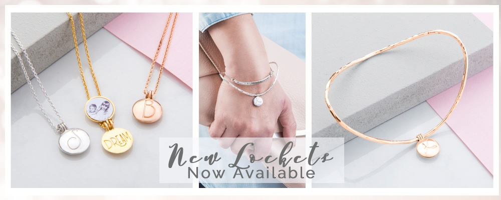 New Lockets available by Kimberley Selwood