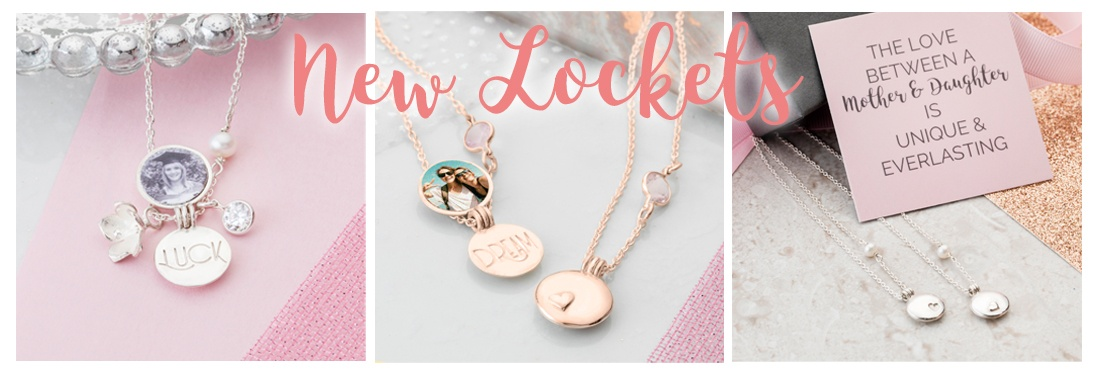 New Handmade Locket Necklaces