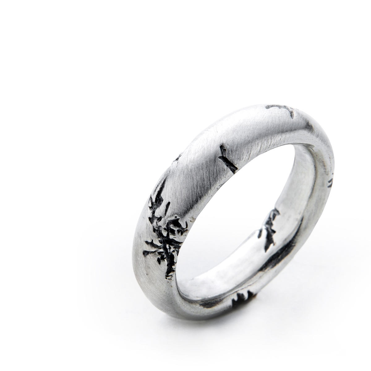 ring tungsten engagement jewellery band mens sterling wedding and carbide inlay masculine rings silver besttohave image