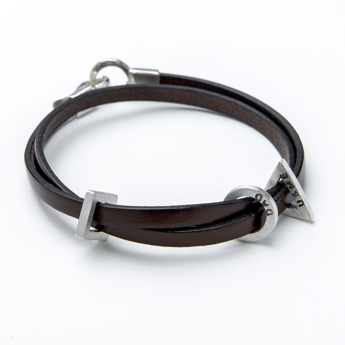 how to make leather bracelets with charms